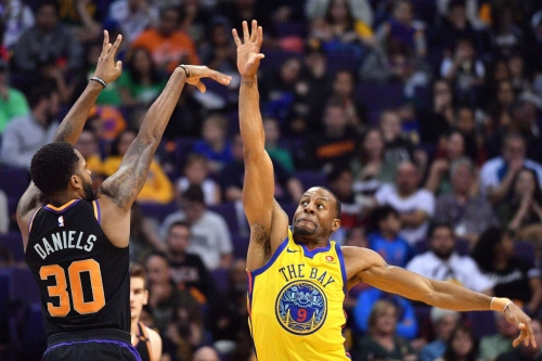 Troy Daniels might just be the Suns' most valuable floor-spacer this year