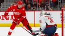 Grubauer makes 39 saves as Capitals shutout Red Wings