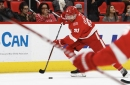 Wings Fail to Capitalize Against Caps; Fall 1-0