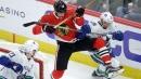 Canucks beat Blackhawks, stop 7-game slide