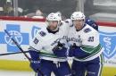 Canucks throttle Blackhawks to snap 7-game skid