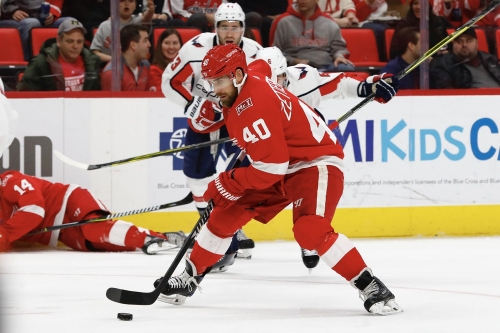No playoffs for Detroit Red Wings, but don't expect ice time handouts
