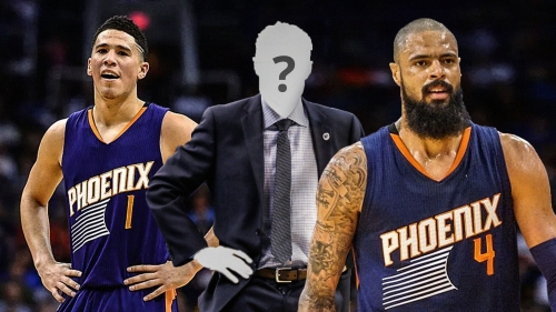Suns GM says coaching search begins now
