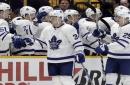 Matthews scores as Leafs down Predators 5-2