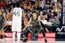 Game Preview: San Antonio Spurs vs. Utah Jazz