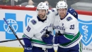 4 things we learned in the NHL: Henrik Sedin snaps a slump