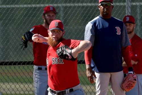 Red Sox organizational depth chart: Relief pitchers