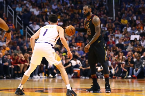 Game Preview: Phoenix Suns head to 'Believeland' for a rematch with the Cavaliers