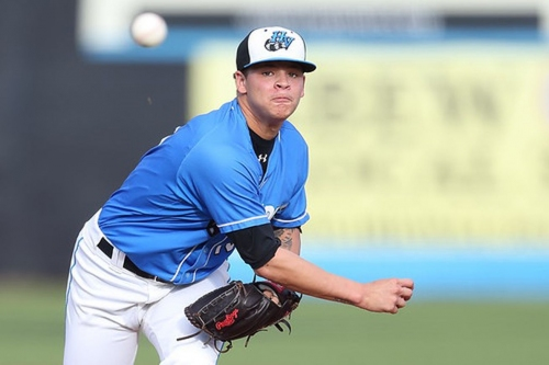 Rays Top 50 Prospects: No.15, Tobias Myers