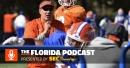 Forget energy drinks, Dan Mullen supplying his own jolt at Florida practice