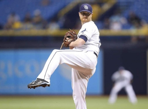 Ex-Ray Alex Cobb talks free agency and his deal with the Orioles