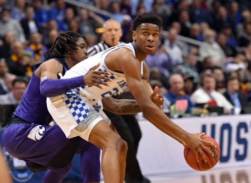 NBA mock draft: 2018 NBA draft projections for Phoenix Suns' three first round draft picks