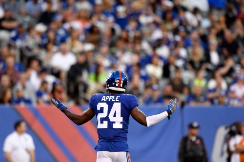 Eli Apple's clean slate takes on greater significance for NY Giants in 2018