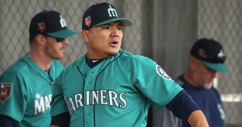 Mariners manager Scott Servais confirms that Erasmo Ramirez won't be ready for his first turn in starting rotation