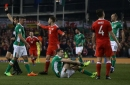 Everton FC's Seamus Coleman holds no grudge against Neil Taylor ahead of international return