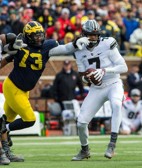 Michigan's Maurice Hurst: 'I knew everything was going to be fine' with heart condition