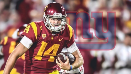 Sam Darnold likely the 'only' QB Giants would select in the 2018 NFL Draft