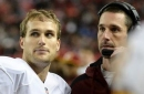 Cousins over Garoppolo: T. J. Houshmandzadeh on the news that Shanahan wanted Capt. Kirk on 49ers