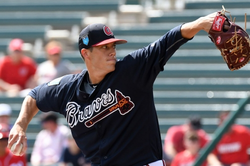 Matt Wisler's mighty struggles contribute to Braves loss against Tigers