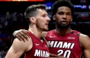 Game day Heat Flash: Miami Heat at Oklahoma City Thunder