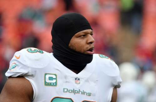 Jets emerge as 'serious contender' to land Ndamukong Suh: report