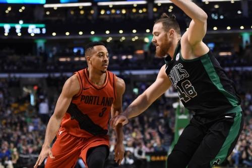 Celtics begin final Western road trip against the Portland Trailblazers