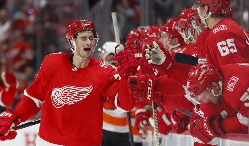 Saturday game preview: Detroit Red Wings at Toronto Maple Leafs