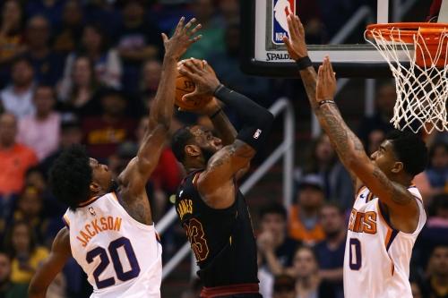 Game Thread: Phoenix Suns (19-53) vs. Cleveland Cavaliers (42-29)