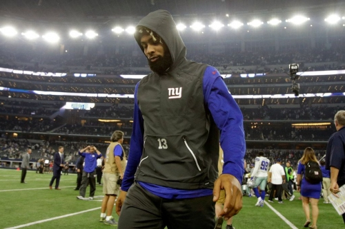 Odell Beckham Jr. sued for $15 million in alleged assault, attorney calls suit 'frivolous'