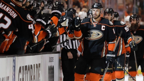 Ducks captain Ryan Getzlaf out vs. Jets due to flu