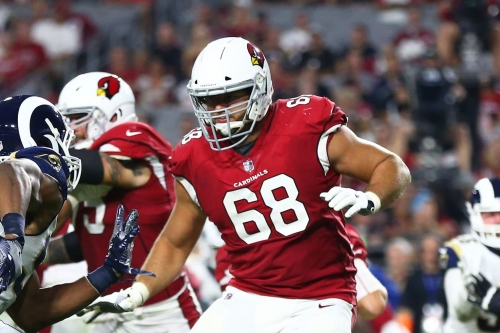 Report: Broncos trade a 6th round pick to the Cardinals for right tackle Jared Veldheer