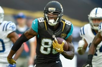 Cowboys add former Jaguars WR Allen Hurns with 2-year deal