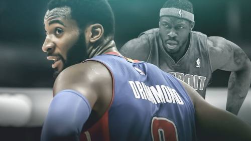Pistons news: Andre Drummond only one 20-rebound game away from tying Ben Wallace's record season