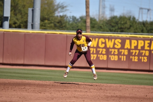 ASU Softball: Stankiewicz's two home runs the difference in extra inning win against No. 20 Cal