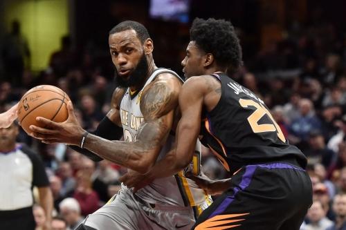 Recap: Phoenix Suns fall to the Cavaliers 120-95