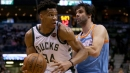 Giannis Antetokounmpo will be back 'sooner rather than later' after MRI on ankle