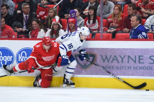 Toronto Maple Leafs vs. Detroit Red Wings: Time, TV, radio info