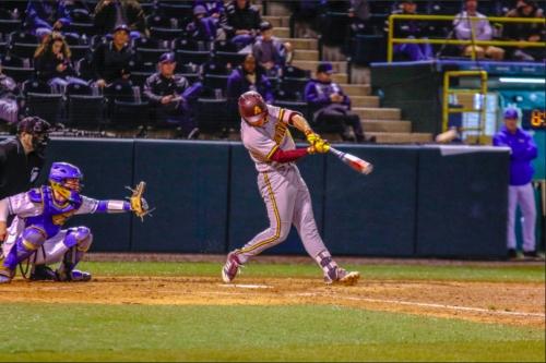 ASU Baseball: Sun Devils' comeback falls short in UCLA's walk-off win