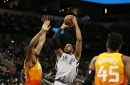 Spurs mute discord, silence Jazz in overtime thriller