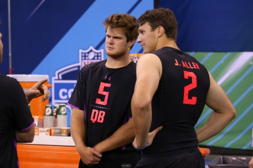 Revenge of the Birds user 2018 NFL Mock Draft: The Cleveland Browns are on the Clock
