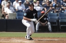 Yankees' Brandon Drury says he'll be ready for Opening Day