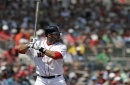 J.D. Martinez, Boston Red Sox slugger: 'I was the sixth outfielder. I didn't even play. I made myself a prospect'