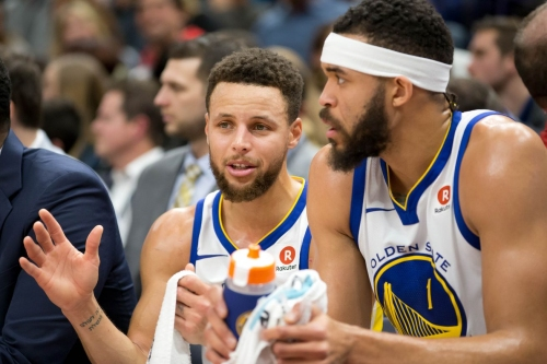 """Four """"red-alert"""" musings as Curry's knee and McGee's heart suffer"""