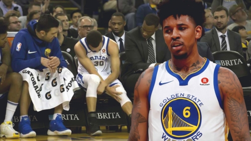 Nick Young says he did not come to Golden State for Stephen Curry to get hurt