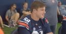Austin Troxell pushing Calvin Ashley for Auburn football's starting RT job