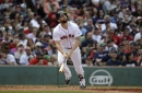 Boston Red Sox have no plans to trade Sam Travis who they optioned to Triple-A Pawtucket (he'll see time in LF)