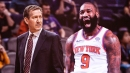 Kyle O'Quinn admits he was wrong for yelling at Jeff Hornacek