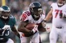 Atlanta Falcons have historically frequent playoffs games vs. Green Bay Packers, Philadelphia Eagles
