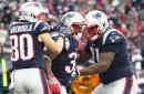 New England Patriots coach Bill Belichick praises Danny Amendola, Malcolm Butler, Dion Lewis, Nate Solder