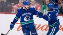Canucks defenceman Tanev out for rest of season with knee sprain
